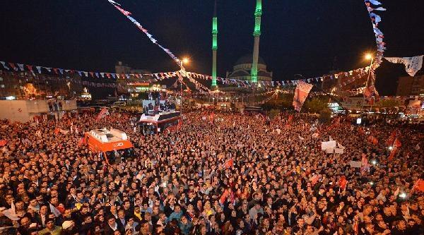 Kılıçdaroğlu Bağcılar'da Konuştu