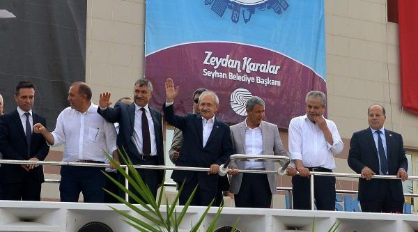 Kılıçdaroğlu: Barış İsteniyorsa Ekmeleddin Bey'i Seçelim (2)