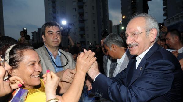 Kılıçdaroğlu: Barış İsteniyorsa Ekmeleddin Bey'i Seçelim (3)