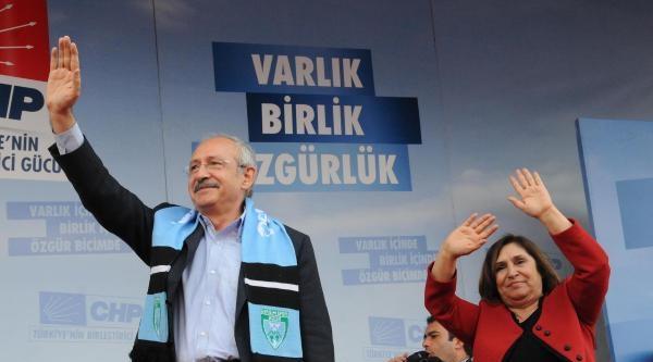 Kılıçdaroğlu: Barış Süreci Kimsenin Tekelinde Değil