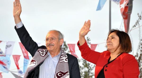 Kılıçdaroğlu: Barış Süreci Kimsenin Tekelinde Değil(2)