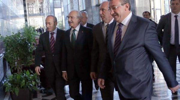 Kiliçdaroğlu: Barzani Değil Erdoğan Değişti