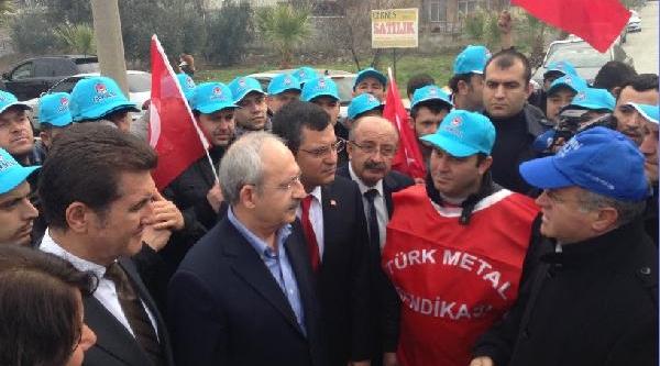 Kiliçdaroğlu: Başbakan Mağdurlari Oynamayi Biraksin Artik, Kabak Tadi Verdi