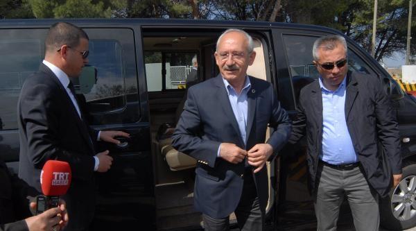 Kılıçdaroğlu: Başbakanlık Koltuğu Hırsızlık Yapma Yeri Değil