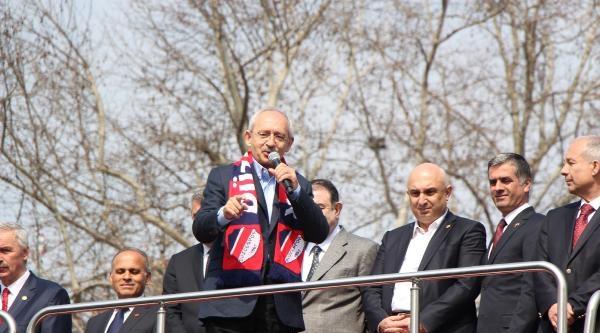 Kılıçdaroğlu: Berkin İçin Gözünden Bir Damla Yaş Düştü Mü?