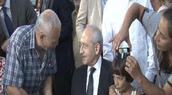 Kılıçdaroğlu Beşiktaş Belediyesi'nin İftarina Katıldı