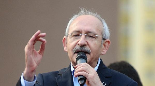 Kılıçdaroğlu Beylikdüzü'nde Konuştu