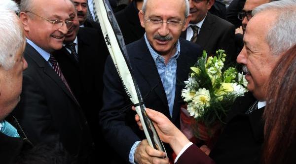 Kiliçdaroğlu: Bilal Erdoğan Niye Gitmiyor (Fotoğraflar)