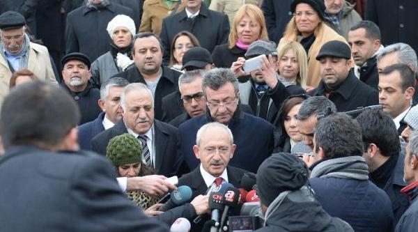 Kiliçdaroğlu : Biraz Geç Kalmiş Bir Karar