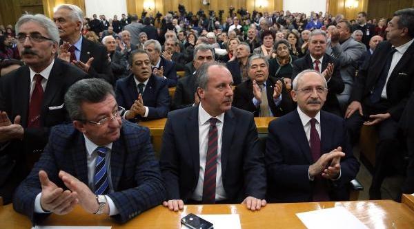 Kiliçdaroğlu: 'biz Mağdur Olduk' Edebiyatini Birakin Ülke Soyuluyor