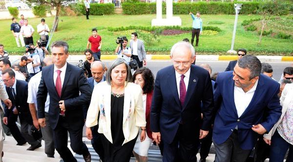 Kılıçdaroğlu: Bölgeden Chp'ye Oy Çikti Mı? Hayır. O Zaman Aramızda Sorun Var (2)