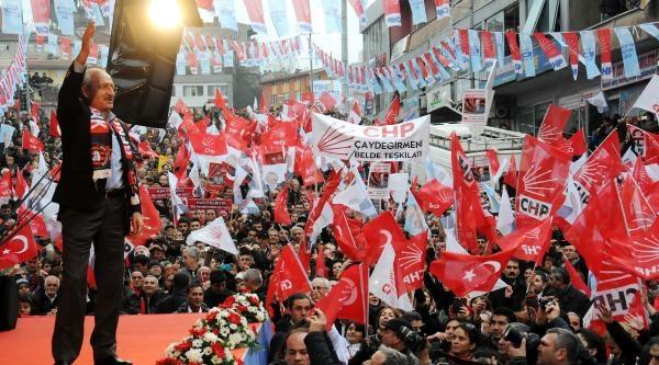 Kılıçdaroğlu: Bölünmeyeceğiz, Kavga Etmeyeceğiz (2)