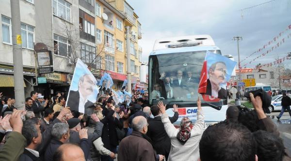 Kılıçdaroğlu: Bu Adam Hukuk Katili, Adalet Katilidir- Ek Fotoğraflar