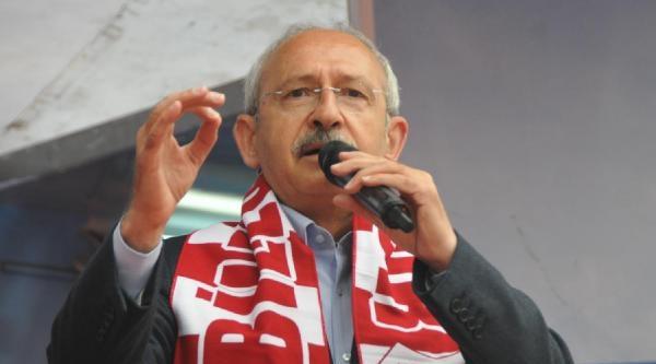 Kılıçdaroğlu: Bütün Dünya Duysun, Hırsızdan Kahraman Çikmaz