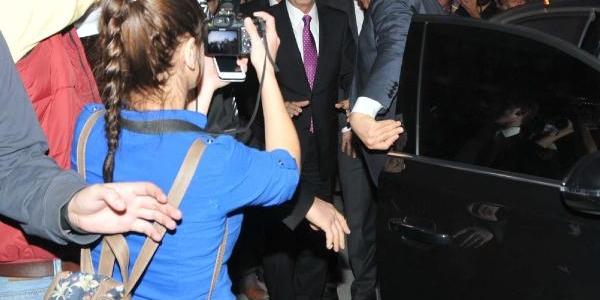 Kiliçdaroğlu, 'canli Tarih Sahnesi'nin Açilişina Katildi