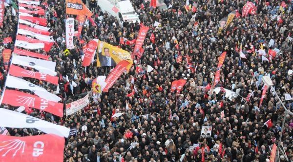 Kiliçdaroğlu : Chp'nin Bekçisi Olmak Benim Için Onurdur