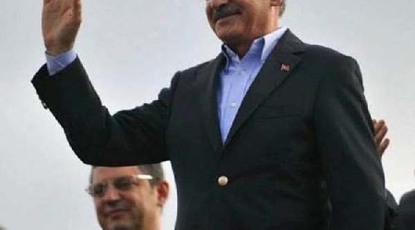 Kiliçdaroğlu, Cumartesi Manisa Adaylarini Açilayacak