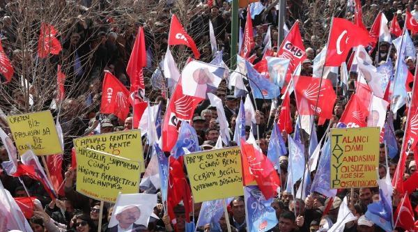 Kılıçdaroğlu: Cumhuriyet Tarihinin En Büyük Yolsuzluğunun Hesabını Soracağız- Ek Fotoğraflar