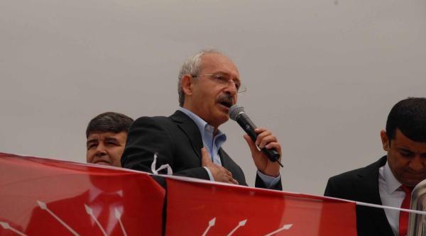 Kılıçdaroğlu, Denizli'ye Geldi
