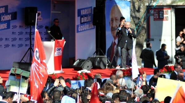 Kılıçdaroğlu: Diktatöre Demokrasi Dersi Vereceğiz