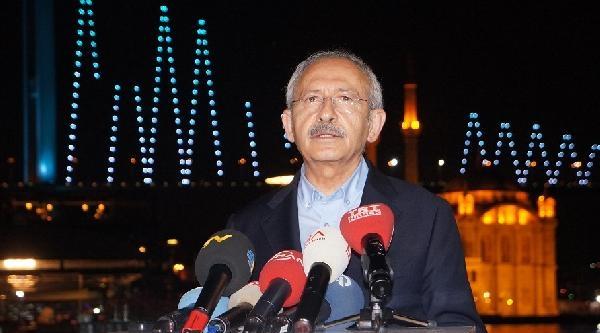 Kılıçdaroğlu, Din Adamları, Yazarlar Ve Akademisyenlerle İftarda Buluştu