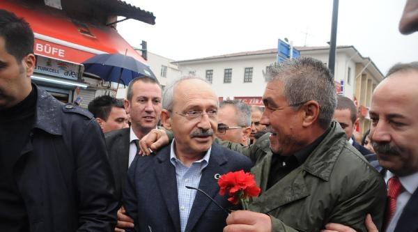 Kılıçdaroğlu: Dünya Tarihinde Böyle Bir Hırsız Görülmemiştir- Ek Fotoğraflar