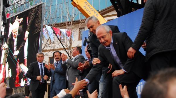 Kılıçdaroğlu: Dünya Tarihinde İlk Defa Bir Hükümet Bir Devleti Soyuyor (4)
