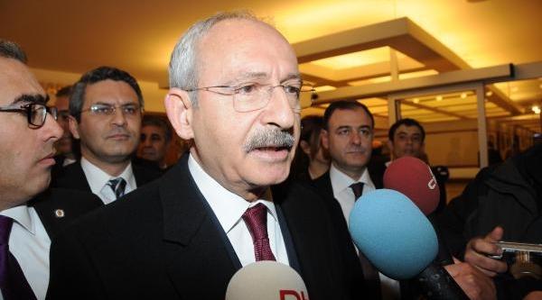 Kiliçdaroğlu,