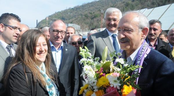 Kılıçdaroğlu: Erdoğan'ın Oğluyla Yaptığı Bütün Görüşmeler Doğru (2)