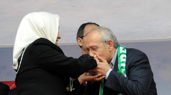 Kılıçdaroğlu: Erdoğan'ın Oğluyla Yaptığı Bütün Görüşmeler Doğru (3)