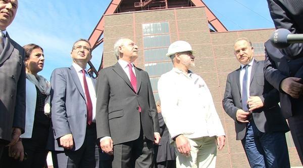 Kılıçdaroğlu, Essen'de Stk Temsilcileri Ve İşadamlari İle Kahvaltıda Buluştu (2)