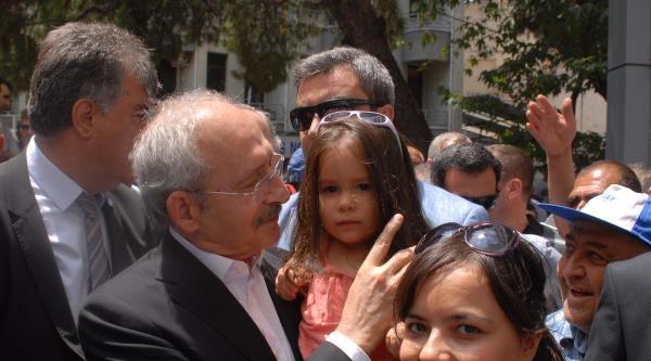 Kılıçdaroğlu: Filistin Olayını Çözmek İstiyorsan Malatya'daki Kürecik Üssü'nü Kapat (2)