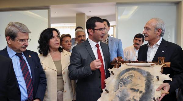 Kılıçdaroğlu: Filistin Olayını Çözmek İstiyorsan Malatya'daki Kürecik Üssü'nü Kapat (3)