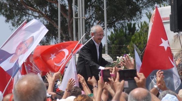 Kılıçdaroğlu: Filistin Olayını Çözmek İstiyorsan Malatya'daki Kürecik Üssü'nü Kapat (4)
