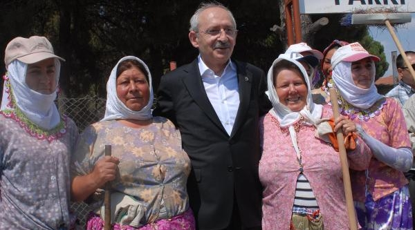 Kılıçdaroğlu: Filistin Olayını Çözmek İstiyorsan Malatya'daki Kürecik Üssü'nü Kapat (5)