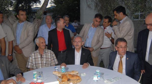 Kılıçdaroğlu: Filistin Olayını Çözmek İstiyorsan Malatya'daki Kürecik Üssü'nü Kapat (8)