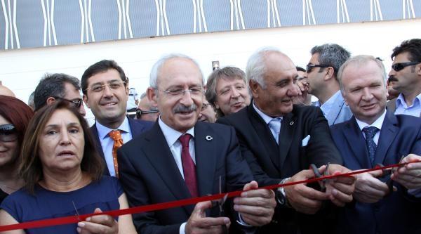 Kılıçdaroğlu Hacı Bektaş'ta; 'maddiyat İnsanlari Daha Adil Ve Mutlu Yapmadı'