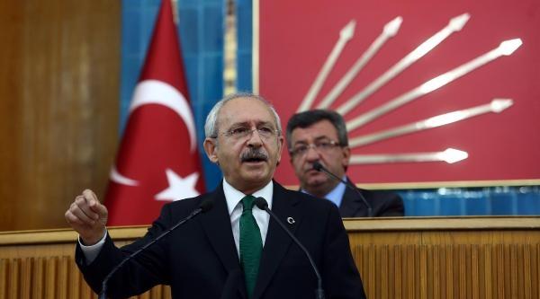 Kılıçdaroğlu : Hayatımda Bu Kadar Yalan Söyleyen İkinci Bir Adamla Karşılaşmadım / Ek Fotoğraflar