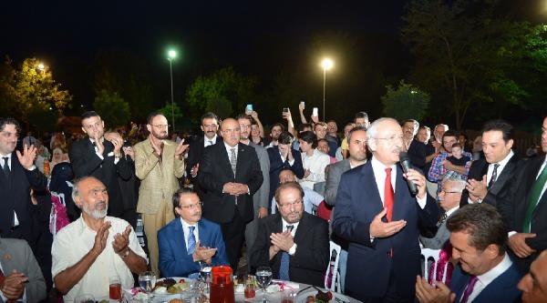 Kılıçdaroğlu, Haydar Baş'ın Oğlunun Düğününe Katıldı