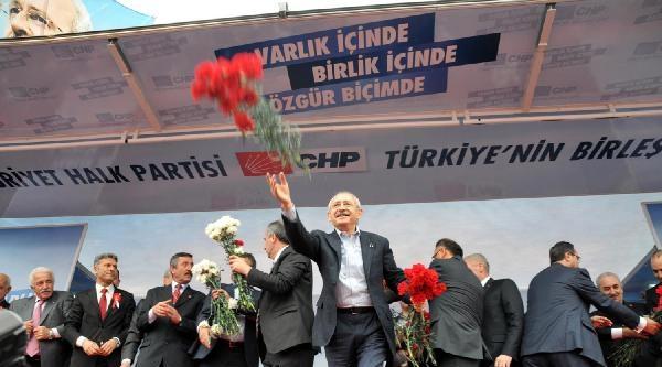 Kılıçdaroğlu: Hepsini Serbest Bıraktılar, Milletin Vicdanı Sızlıyor