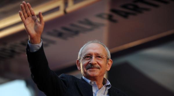 Kılıçdaroğlu: Hepsini Serbest Bıraktılar, Milletin Vicdanı Sızlıyor(2)
