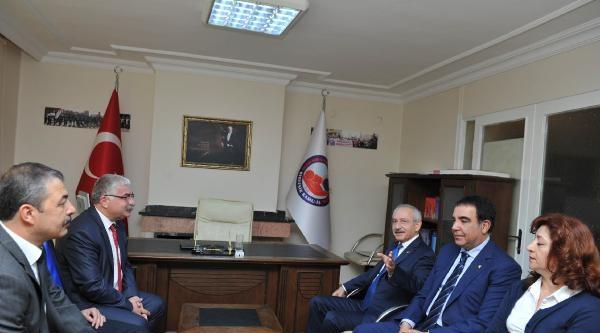 Kılıçdaroğlu: Her Yurttaşın Annesini De Alıp Ziyaret Edebileceği Bir Cumhurbaşkanı İstediler