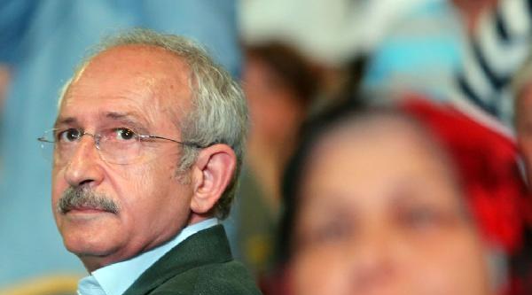 Kılıçdaroğlu: Hükümet Gazze Konusunda Boş Boş Konuşuyor (3)