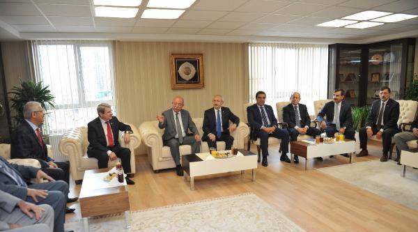Kılıçdaroğlu:  Hükümet Yapıyor Bu Provokasyonları