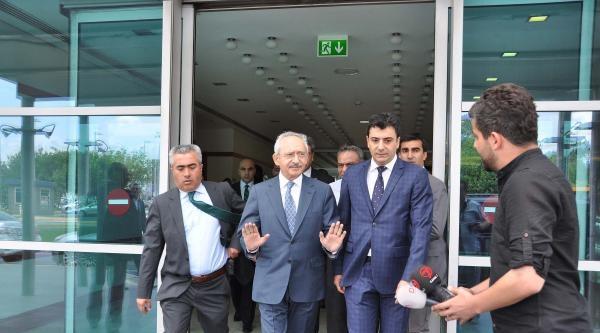 Kılıçdaroğlu: (ince'nin Adaylığı) Gayet Güzel
