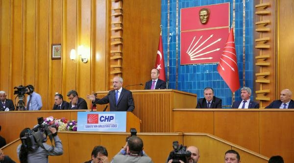 Kılıçdaroğlu : İnsan Kendi Egosuna Teslim Olursa Böyle Manzaralar Çikar