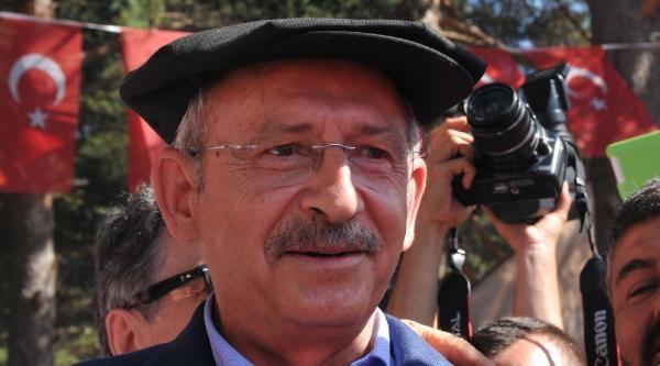 Kılıçdaroğlu: Işid Erdoğan'ı Rehin Almış Durumda (2)