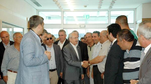 Kılıçdaroğlu: Işid'in Elindeki Silahların Erdoğan Tarafından Verildiğini Biliyoruz