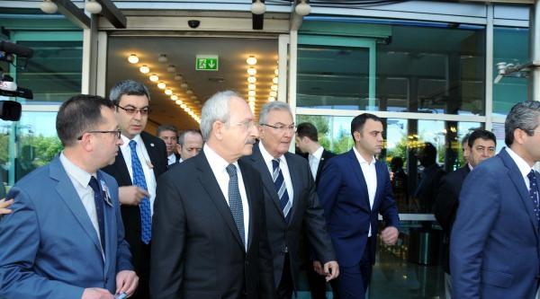 Kılıçdaroğlu İstanbul'a Geldi