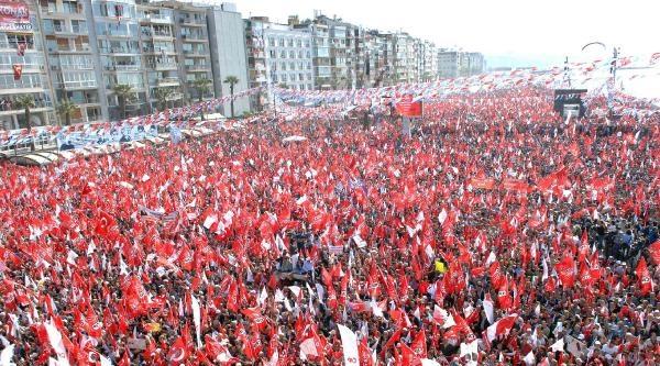 Kılıçdaroğlu İzmir'den Başbakan'a Yüklendi: Adam Yerine Koymuyorum